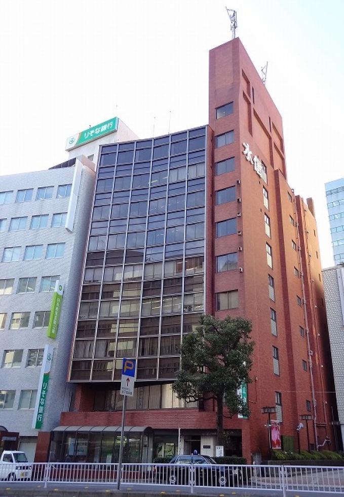 水信ビル 外観(横浜).jpg